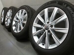 17 Inch Original Summer Wheels VW Tiguan 5N Philadelphia Design 5N0601025AJ