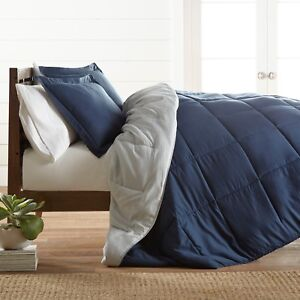 Home Collection Ultra Soft Down Alternative Reversible Comforter Set 7 Colors