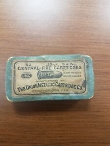 the union metallic cartridge company ammo box