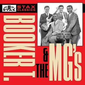 BOOKER T & THE MG's Stax Classics NEW & SEALED CLASSIC SOUL CD (Rhino) MOD 60s