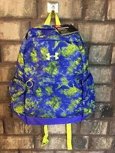 NEW Under Armour Storm1 Girls Backpack 11x5.3x16in UA Favorite NWT Sport BookBag
