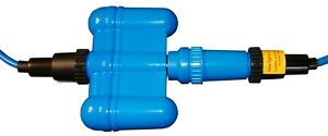 Floating cord swivel for swimming pool robotic cleaner. Item #3510