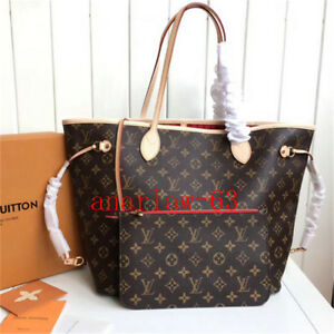Louis Vuitton Neverfull MM Monogram Cherry With Pouch Tote bag