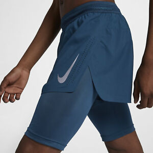 Nike AeroSwift 2-in-1 Men's Running Shorts - NWT