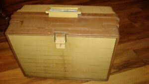Vintage Plano 777 Large 5 Drawer Style Fishing Tackle Lure Box