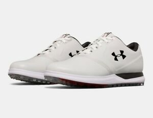 Under Armour UA Performance SL Spikeless Mens Golf Shoes Size 12 WDE 1302345-101