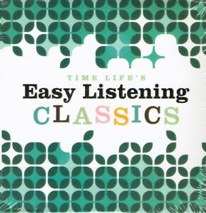Easy Listening Classics Time Life (10CD) Box set New Fast  Free Shipping