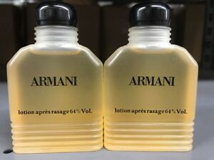 Armani After Shave Lotion  by Giorgio Armani 100 ml 3.4 oz