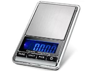 Portable Digital Milligram Weigh Pocket Scale 300g0.01g Reloading For Jewelries