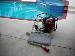 Poolside Wildfire Pump Fire Defender System for Swimming Pool Redding CA NV LA