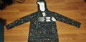 NWT UNDER ARMOUR YOUTH GIRLS COLDGEAR HOODIE SZ XL