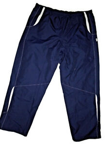 UNDER ARMOUR men's navy Mission water resistant Golf Pants 3XL