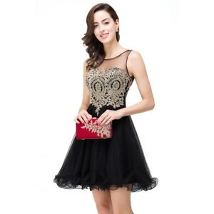 Short Homecoming Dresses Formal Party Prom Ball Gown Evening Bridesmaid Cocktail