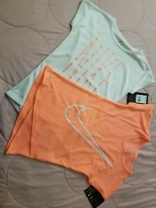 Nike Dry Fit Shirt For Girl (M)(6)