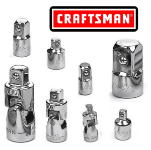 Craftsman Universal Joint (Wobble) / Socket Adapter Choose a Size Fast Shipping