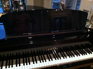Yamaha Baby Grand Piano With  Disklavier- Special Edition Metro Gold