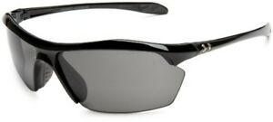 Under Armour Unisex Zone XL Sunglasses Large Bottom Rimless Frame Sun Protection