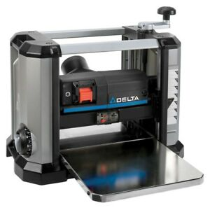 Delta Thickness Planer Double Sided Knives Portable 13 In.