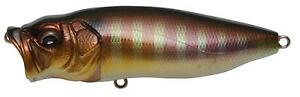 MEGABASS POPMAX PM Gill TOP WATER Floating lure black bass fishing 382