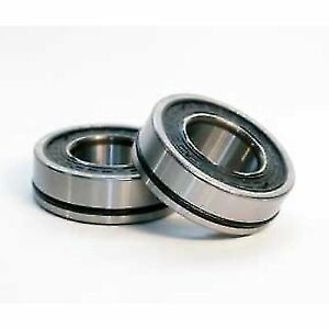 Moser Engineering 9507F Axle Bearings for Small Ford 1.377