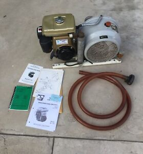 Bauer Scuba Paintball Fire Breathing Air Rifle Compressor