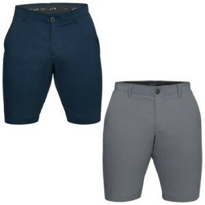 2018 Under Armour Mens Showdown Tapered Shorts - New UA Golf Flat Front Pants