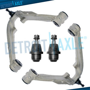 Front Lower Control Arms + Ball Joints Escalade Avalanche Silverado1500 Tahoe