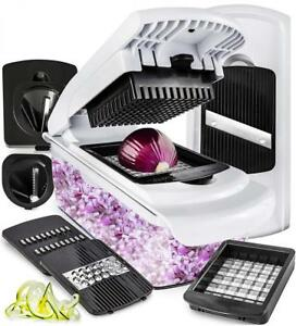 Vegetable Chopper Mandoline Slicer Dicer - Onion - Food Pro