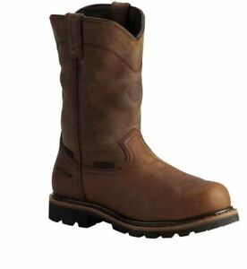 52838e8991b Justin Work Boots For Men Waterproof For Sale   Outdoor Sporting Goods