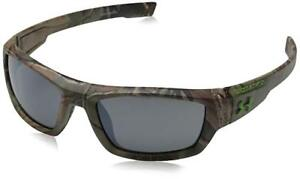 Under Armour YOUTH Ace Sunglasses Satin Realtree  Sunglasses w Grey Lenses