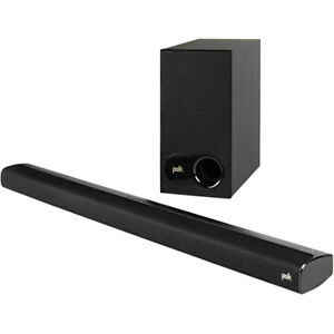Polk Audio Signa S2 Universal TV Soundbar with Wireless Subwoofer - AM6214