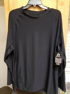 Russell Athletic Dri-Fit Shirt Size 2XL Big and Tall 50-52 Fitted Performance