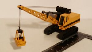 Caterpillar Crane 164? diecast construction replica collectible made in Spain
