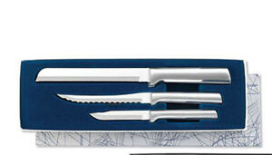 RADA CUTLERY S54 GIFT SET SERRATED PARING, TOMATO SLICER, 6