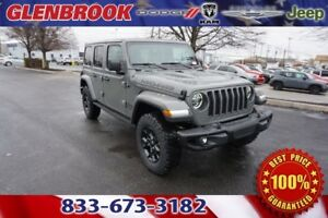 2019 Wrangler Unlimited 2019 Jeep Wrangler Unlimited 0 Gray Clearcoat 4D Sport Utility 3.6L 6-Cylinder 8
