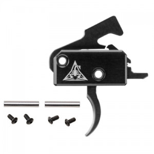 Enhanced Drop-In-Trigger Group 3.5lbs Single-Stage Curved With US Made Pin Kit