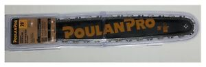Poulan Pro Replacement 20inch Chainsaw Guide Bar and Chain Kit 3 8inch .050inch $48.89