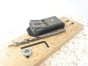 Pocket Hole Jig Set System. Drill BitStop Collar and Hex Key Included. $19.99