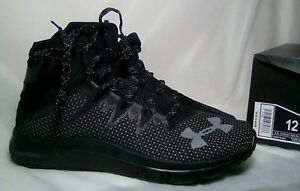 Under Armour Project Rock Dwayne The Rock Johnson Delta DNA Training Shoes - 12