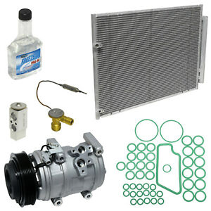 New AC Compressor and Component Kit 1050682 -   Sienna