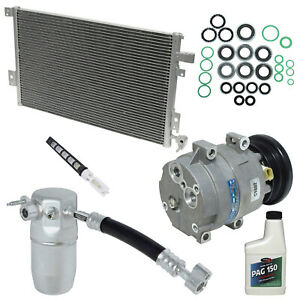 New AC Compressor and Component Kit 1051132 -   Camaro Firebird