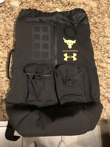 UA x Project Rock 60 Under Armour Backpack Duffle Bag