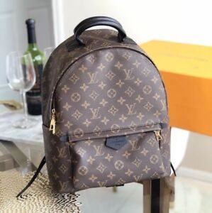 Louis Vuitton Women's Backpack - Monogram Palm Springs MM