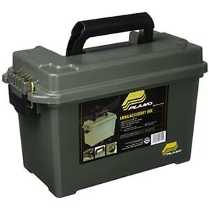 Plano Ammo Box Ammunition Can Range Fit A Caliber Bullet Tool Case Od Green GIFT