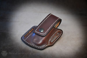 Leatherman Multitool 'The Proclamation' Custom Leather Sheath