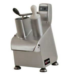 Axis EXPERT Food Vegetable Cutter Processor Cylindrical feed hopper 33.5