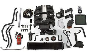 Edelbrock 1584 E-Force Stage-1 Street Systems Supercharger Fits 11-14 F-150