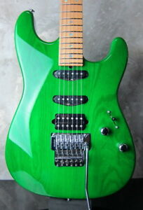 Suhr rare new individual [] Classic Trans Green (14053