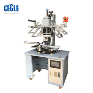 HT-C-200 Manual Conical Heat Transfer Printing Machine for High Performance