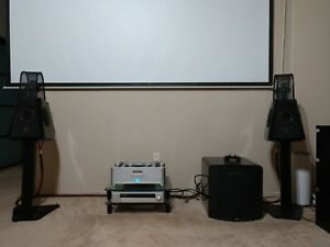 MBL-121 Speakers Incredible Sound Quality Best Brend In Good Working Conditions